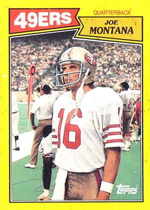 1987 Topps Football Cards 27