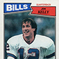 Top 10 Jim Kelly Football Cards