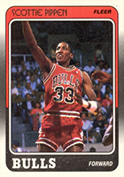 Scottie Pippen Basketball Cards and Autograph Memorabilia Guide