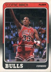Scottie Pippen Basketball Cards and Autograph Memorabilia Guide 1