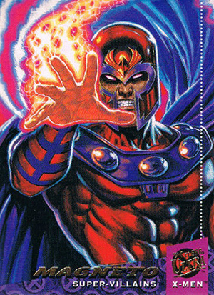 1994 Fleer Ultra X-Men Trading Cards 21