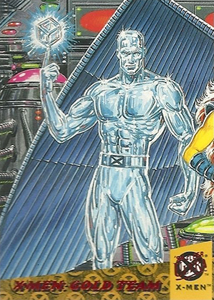 1994 Fleer Ultra X-Men Trading Cards 25