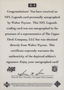 Comprehensive Guide to Upper Deck Legends Autographs 2