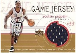 Scottie Pippen Basketball Cards and Autograph Memorabilia Guide 6