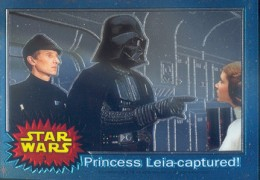 1999 Topps Star Wars Chrome Archives Base Card