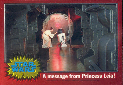 1999 Topps Star Wars Chrome Archives Trading Cards 25