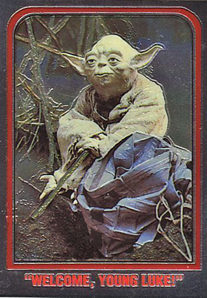 1999 Topps Star Wars Chrome Archives Trading Cards 28