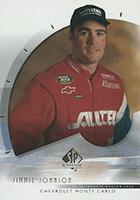 Jimmie Johnson Racing Cards and Autograph Memorabilia Guide