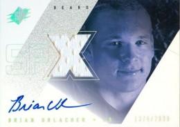 2000 SPx Brian Urlacher