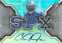 Calvin Johnson Rookie Cards Checklist and Buying Guide 3