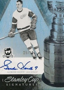 Top 10 Gordie Howe Cards of All-Time 10
