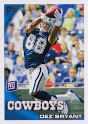 Dez Bryant Rookie Cards and Autograph Memorabilia Guide 21
