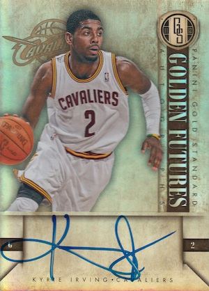 Kyrie Irving Rookie Cards Checklist and Guide 38