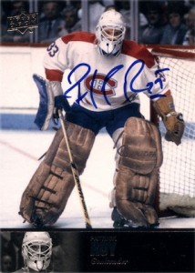 2011-12 Ultimate Collection Hockey 1997 Legends Signatures Patrick Roy