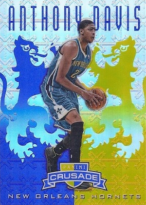 Anthony Davis Rookie Cards Checklist and Gallery 6