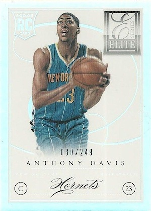 Anthony Davis Rookie Cards Checklist and Gallery 8