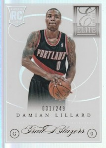 Damian Lillard Rookie Cards Checklist and Guide 6