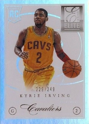 Kyrie Irving Rookie Cards Checklist and Guide 8