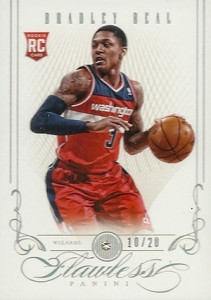Bradley Beal Cards and Memorabilia Guide 1