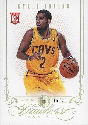 Kyrie Irving Rookie Cards Checklist and Guide 9