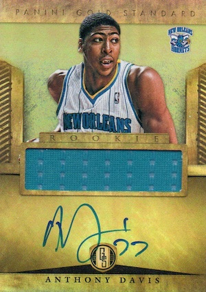 Anthony Davis Rookie Cards Checklist and Gallery 10