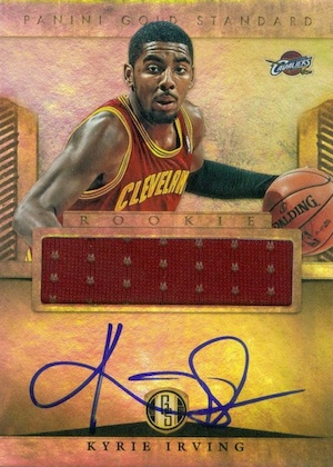 Kyrie Irving Rookie Cards Checklist and Guide 10
