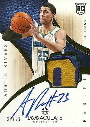 2012 13 Panini Immaculate Basketball Rookie Autograph