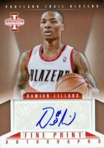 Damian Lillard Rookie Cards Checklist and Guide 11