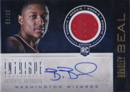 Bradley Beal Cards and Memorabilia Guide 3