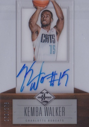 Top 5 Kemba Walker Rookie Cards 2