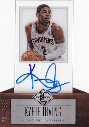 Kyrie Irving Rookie Cards Checklist and Guide 14