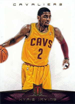 Kyrie Irving Rookie Cards Checklist and Guide 20