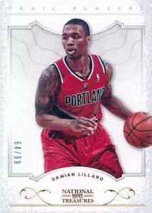 Damian Lillard Rookie Cards Checklist and Guide 20