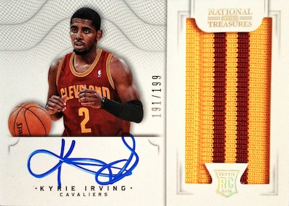 Kyrie Irving Rookie Cards Checklist and Guide 21