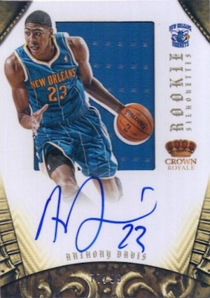 Anthony Davis Rookie Cards Checklist and Gallery 24