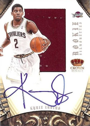 Kyrie Irving Rookie Cards Checklist and Guide 24