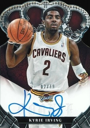 Kyrie Irving Rookie Cards Checklist and Guide 25