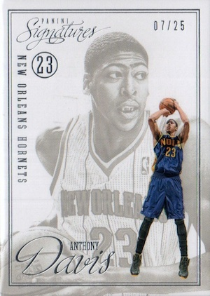 Anthony Davis Rookie Cards Checklist and Gallery 31