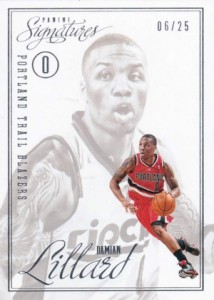 Damian Lillard Rookie Cards Checklist and Guide 26