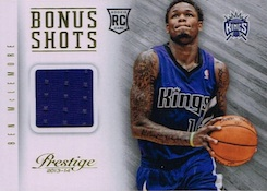 2013-14 Panini Prestige Basketball Cards 48