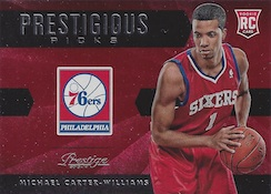 2013-14 Panini Prestige Basketball Cards 60