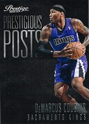 2013-14 Panini Prestige Basketball Cards 58