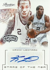 2013-14 Panini Prestige Basketball Cards 61