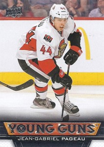 See All 100 of the 2013-14 Upper Deck Hockey Young Guns 5