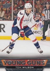 See All 100 of the 2013-14 Upper Deck Hockey Young Guns 31