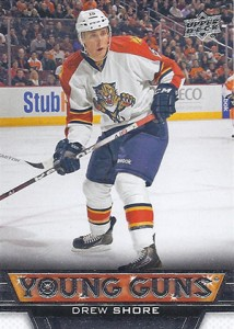 See All 100 of the 2013-14 Upper Deck Hockey Young Guns 11