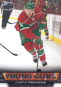 See All 100 of the 2013-14 Upper Deck Hockey Young Guns 41