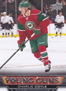 See All 100 of the 2013-14 Upper Deck Hockey Young Guns 17