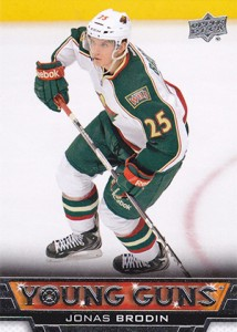 See All 100 of the 2013-14 Upper Deck Hockey Young Guns 42