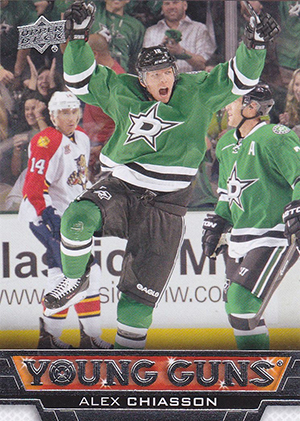 See All 100 of the 2013-14 Upper Deck Hockey Young Guns 18
